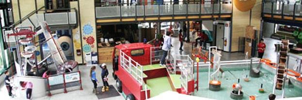 Il museo dei bambini Explora