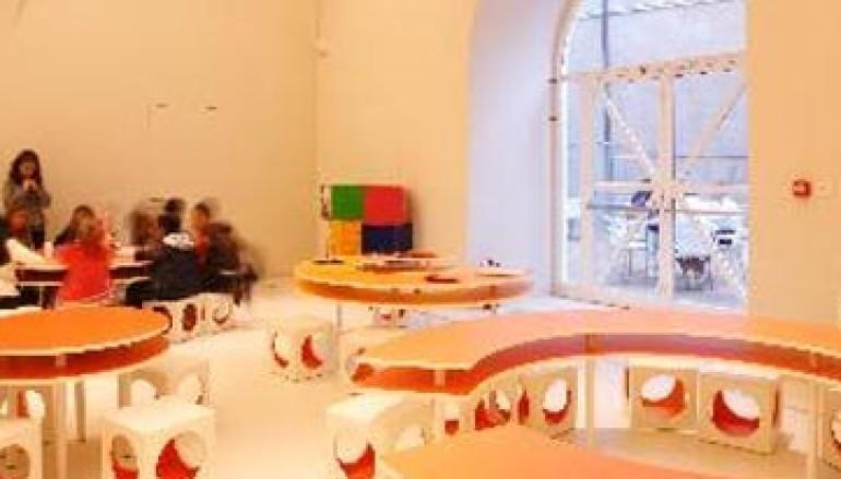 I laboratori per bambini a Palazzo delle Esposizioni