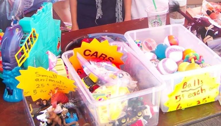 Seconda edizione di Garage Sale Kids, il mercatino dell'usato per i bambini