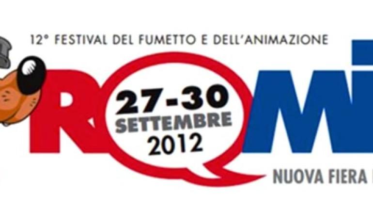 Romics Dodicesima Edizione – dal 27 al 30 Settembre 2012 a Roma