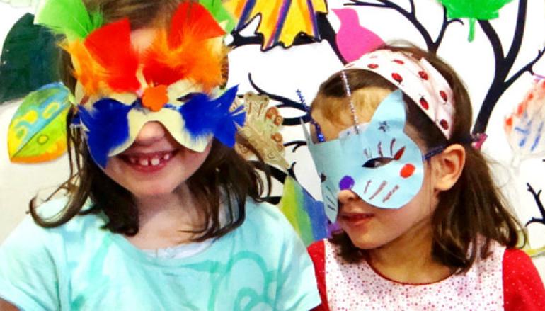 Per i bambini al Museo Macro speciale laboratorio di Carnevale