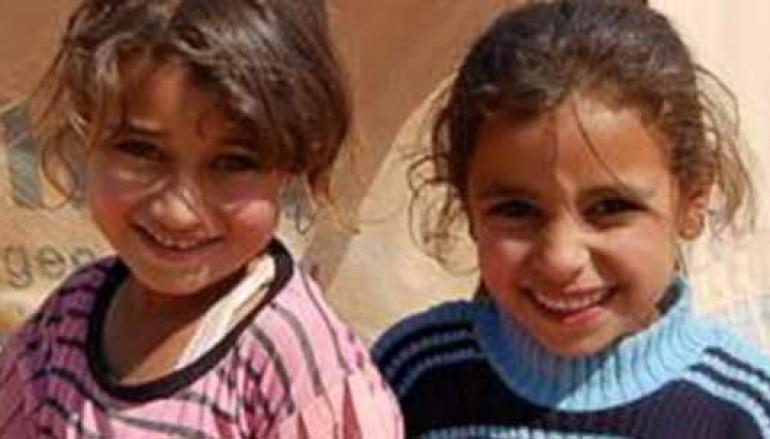Una festa in favore dei bambini siriani alla Fattorietta