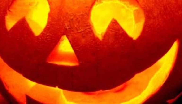 Festa di Halloween al parco della Cellulosa a Casalotti