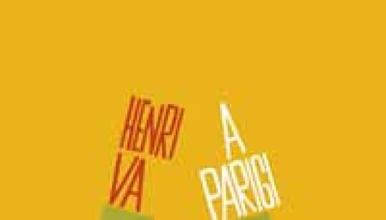 Henry va a Parigi di Leonore Klein, illustrato da Saul Bass