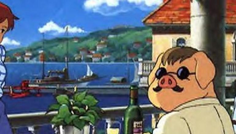 Porco Rosso il film d'animazione di Hayao Miyazaki al Teatro Vascello