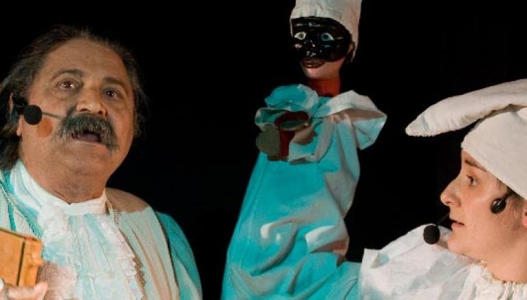 Per Halloween 2012 grande festa per i bambini al Teatro San Carlino di Roma