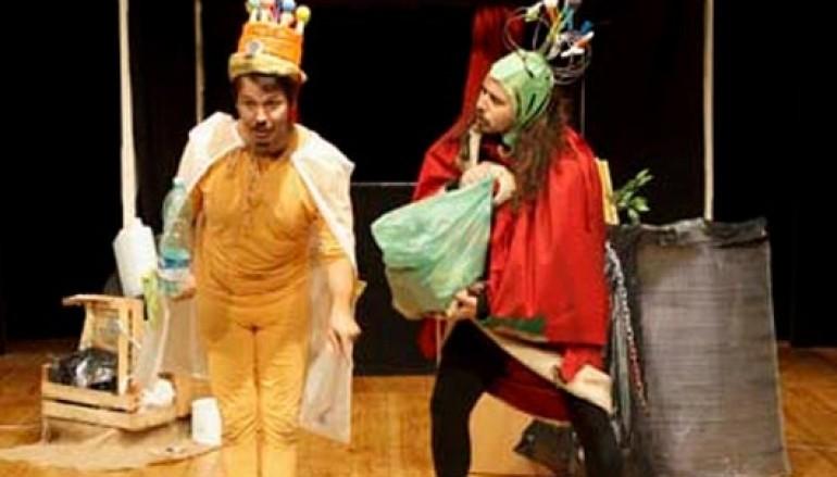 Teatro le Maschere spettacolo per bambini Nel regno di Re…Ciclaggio