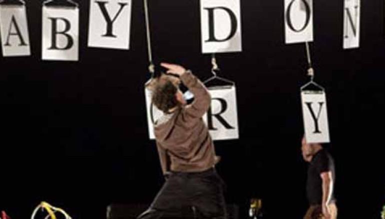 Nuovo spettacolo teatrale per bambini al Teatro Vascello di Roma, Baby don't cry