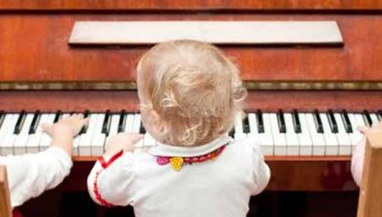 Musica per bambini dai 0 ai 2 anni all'Auditorium di Roma