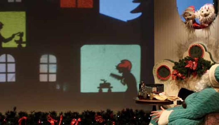 Al Teatro le Maschere lo spettacolo Il vestito verde di Babbo Natale