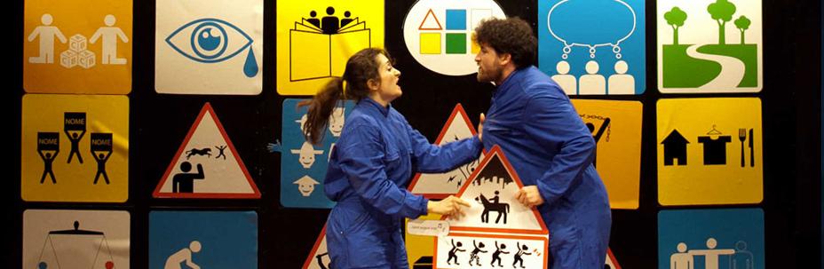 la Repubblica dei bambini Teatro Vascello