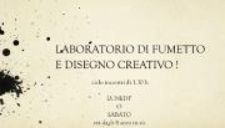 Corso di Fumetto e disegno Creativo al Laboratorio EL in Via Clitunno