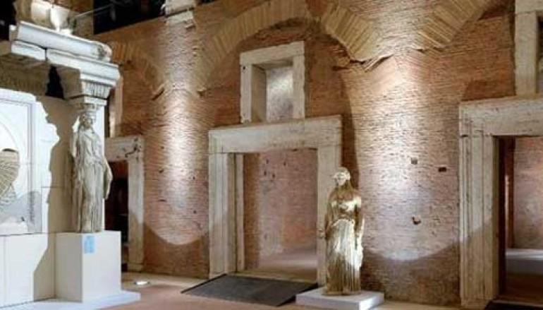 Laboratori didattici per bambini al Museo dei Fori Imperiali nei Mercati di Traiano