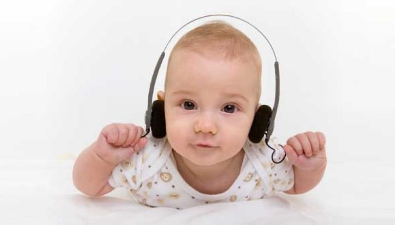 Musica per i bimbi dai 0 agli 8 mesi all'Auditorium