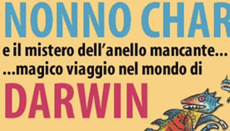 Le Teorie di Darwin spiegate ai bambini con uno spettacolo al Teatro Eliseo di Roma