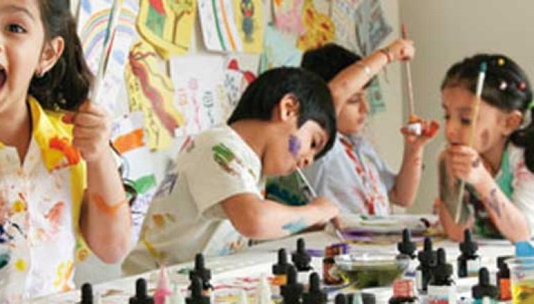 Laboratori d'arte per bambini e Baby-sitting educativo a Roma con WorkInProject
