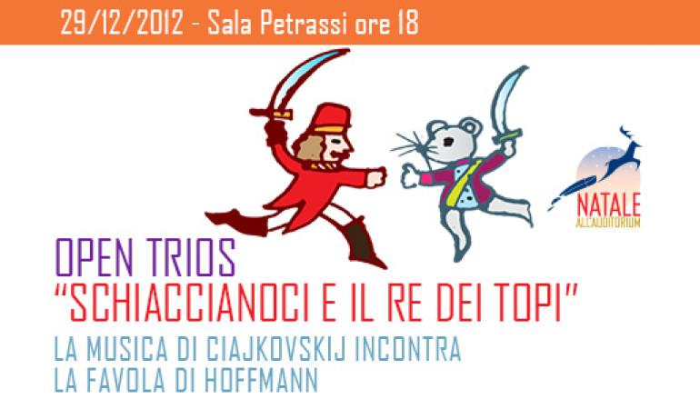 Lo Schiaccianoci e il re dei Topi per bambini all'Auditorium di Roma