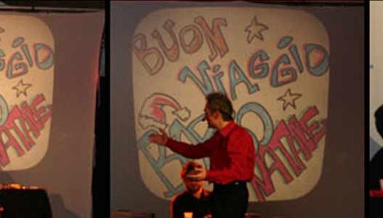 Al Teatro Verde Buon Viaggio Babbo Natale