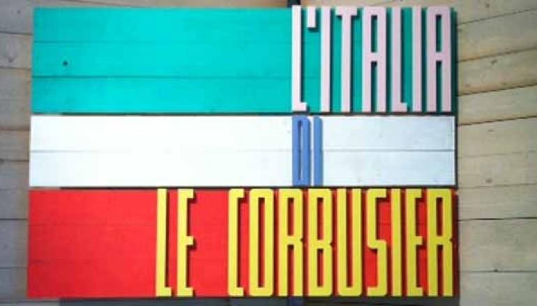 Laboratorio gratuito per bambini al Maxxi sulla mostra L'Italia di Le Corbusier