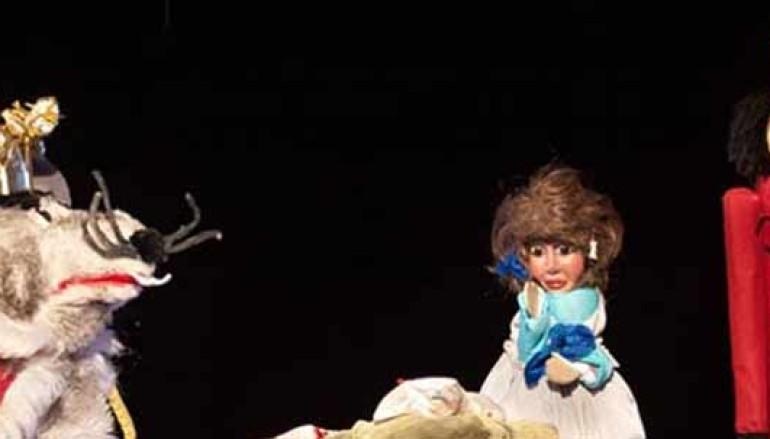 Lo Schiaccianoci per bambini al Teatro San Carlino di Roma