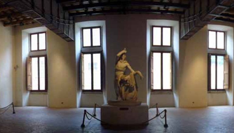 Armando Traverso e I burattini del Teatro Verde a Palazzo Altemps