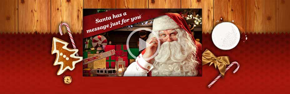 Videochiamata Babbo Natale.Creare Un Video Messaggio Di Babbo Natale Gratis E In Italiano