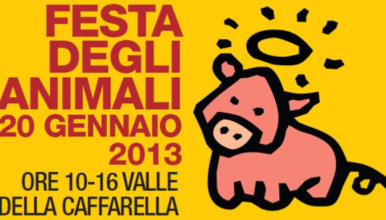 Festa degli animali al Parco dell'Appia Antica Domenica 20 gennaio
