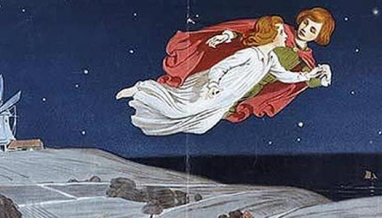 Peter Pan al Teatro per bambini San Carlino di Roma
