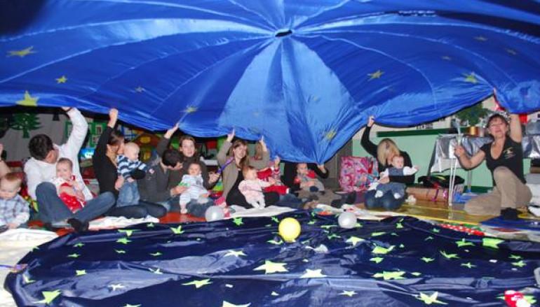 Attività per lo sviluppo sensoriale per bimbi da 0 a 24 mesi a Montesacro