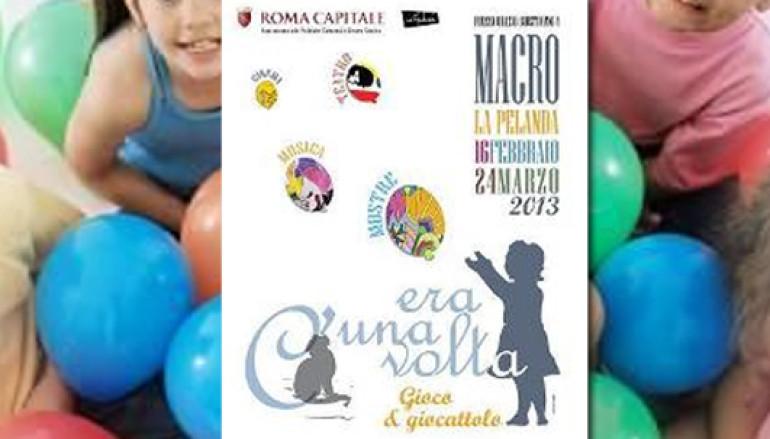 Programma del Festival dei bambini C'era una volta al Macro Testaccio