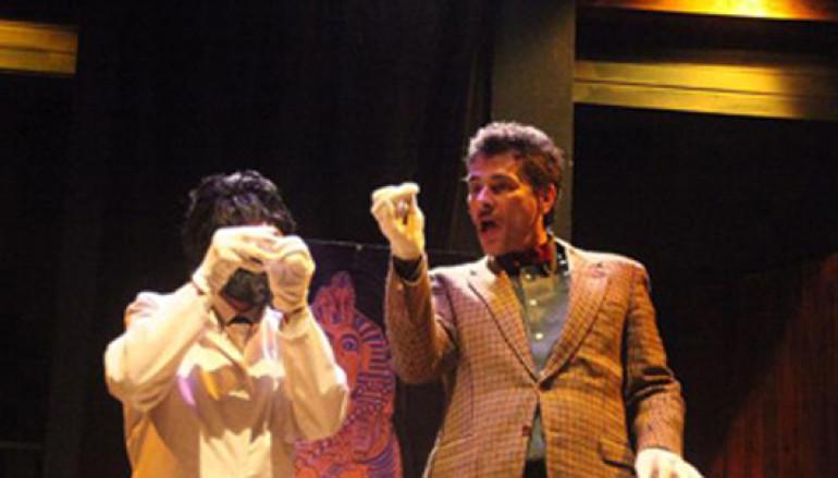 Sherlock Holmes al Teatro per bambini Le Maschere