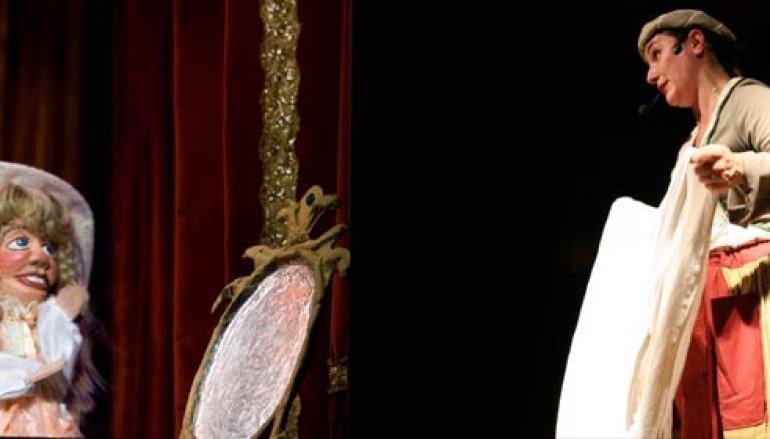 Per Pasqua al Teatro San Carlino di Roma spettacolo per bambini Le Nozze di Figaro