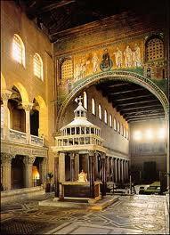 basilica san lorenzo fuori le mura
