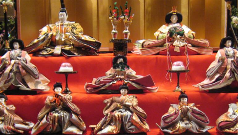 Mostra di Bambole e Marionette al Museo Nazionale d'Arte Giapponese
