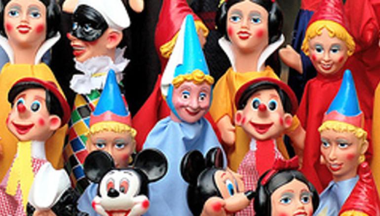 Spettacoli gratuiti per bambini con il Teatro Verde a Villa Pamphili