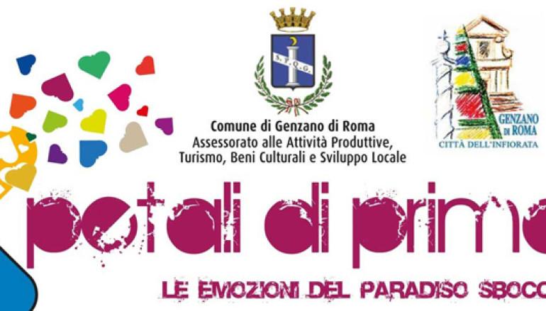 Petali di Primavera a Genzano per una gita fuori Roma con i bambini