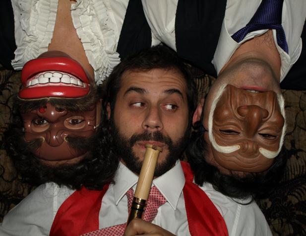 teatro abarico spettacolo 14 aprile