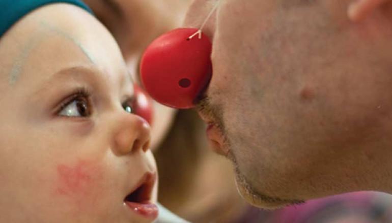 Spettacoli in Piazza Farnese per bambini per la 9° Giornata Nazionale del Naso Rosso