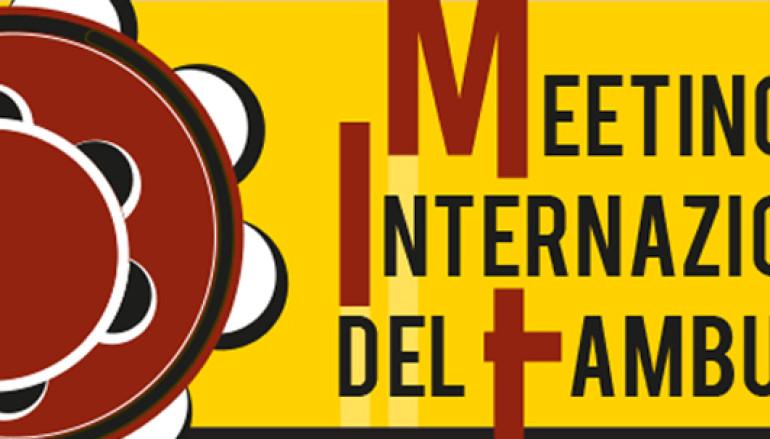 Meeting Internazionale del tamburello 2013 alla Città dell'Altra Economia