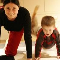 pilates mamma e bambino