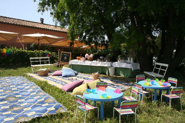 Vivi Bistrot a Villa Pamphili