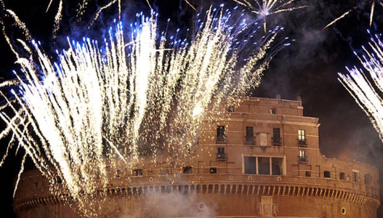 Rievocazione storica della Girandola di Castel Sant'Angelo