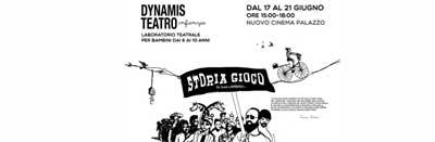laboratorio teatro bambini cinema palazzo