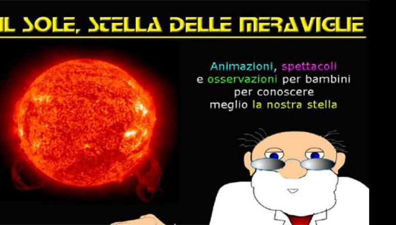 Gli spettacoli per bambini al Planetario di Roma per fine Agosto