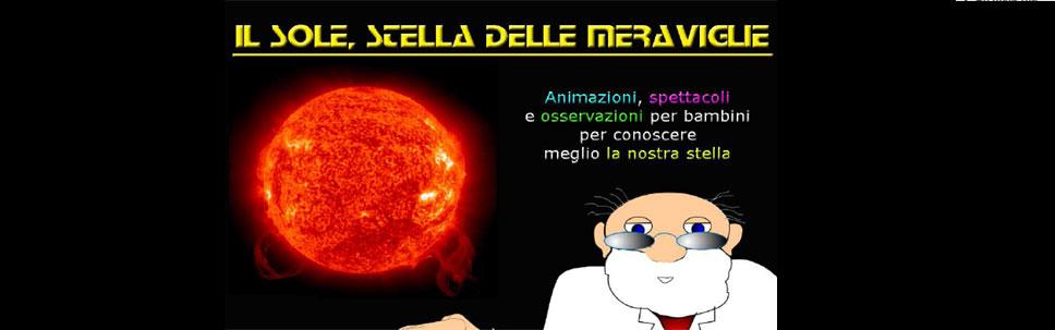 Spettacoli per bambini al Planetario di roma