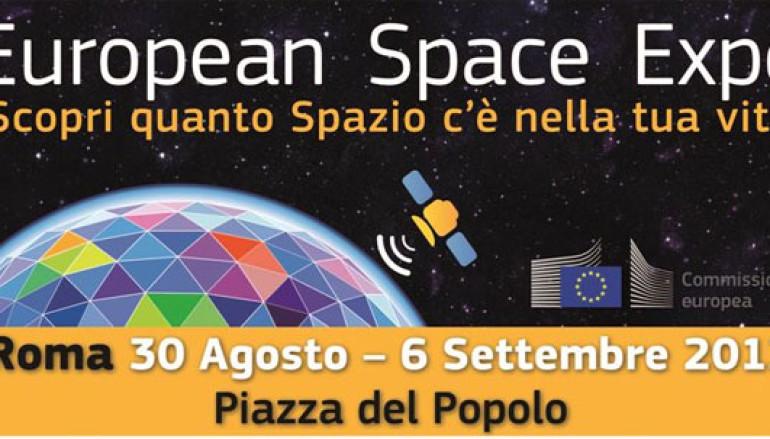 European Space Expo per spiegare lo spazio a grandi e bambini