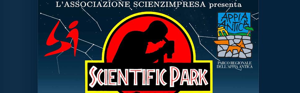 Scientifik Park parco dell'Appia antica