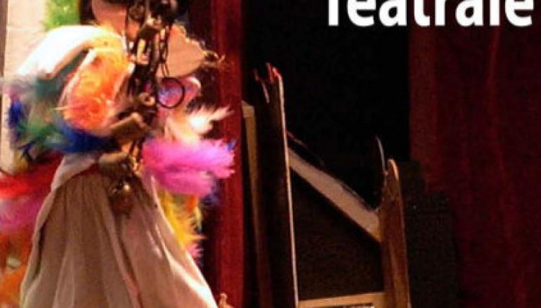 Come si fa il Burattinaio, corso per bambini di Teatro di Figura