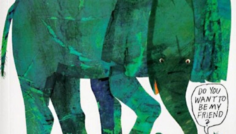 Letture e giochi con Le pagine colorate di Eric Carle alla Casina di Raffaello