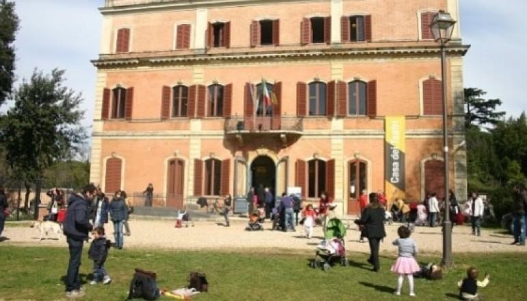 Giornata di laboratori, letture e giochi per bambini a Villa Pamphilj